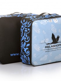 """Одеяло 1,5 сп. Пухоперьевое коллекция """"Классика"""" от Belashoff"""